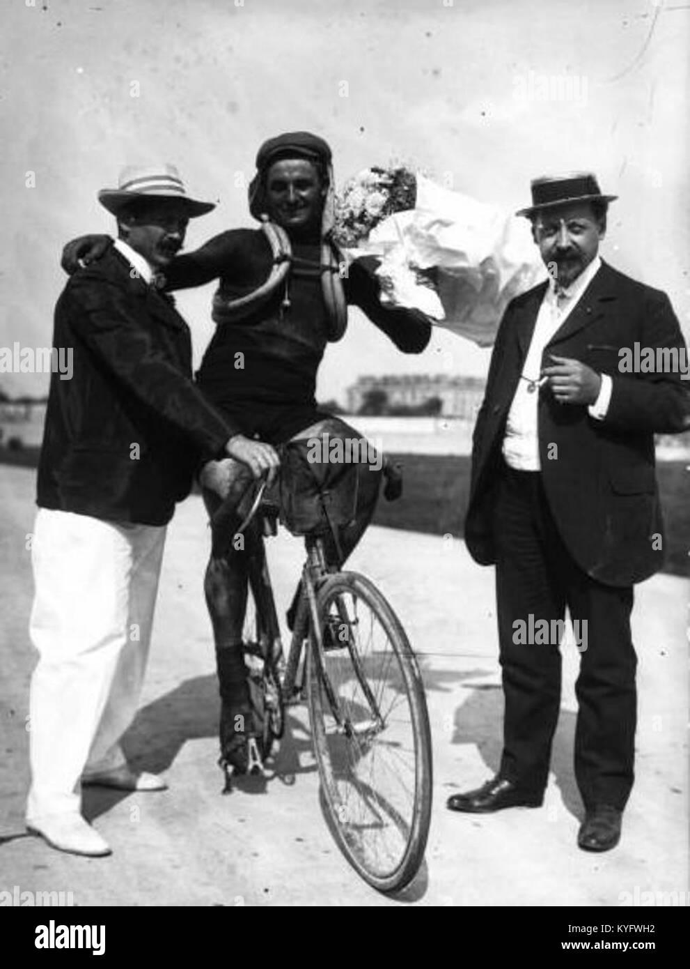 Tour De France Black and White...