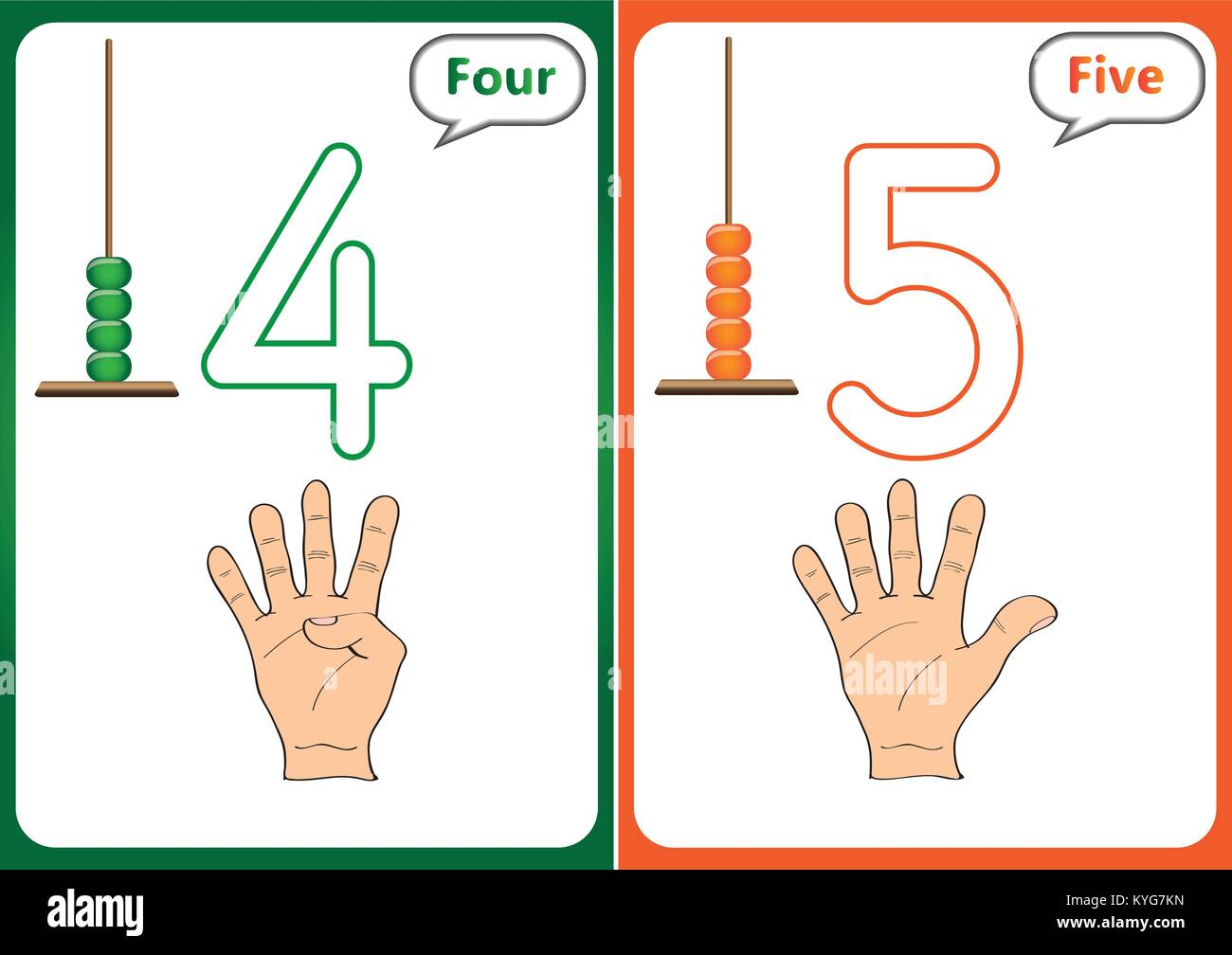 Learning The Numbers 0 10 Flash Cards Educational Preschool Activities Worksheets For Kids