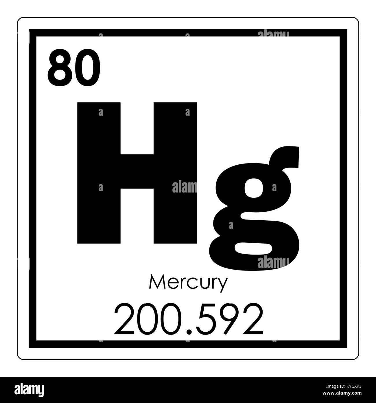 Mercury chemical element periodic table science symbol stock photo mercury chemical element periodic table science symbol urtaz Image collections