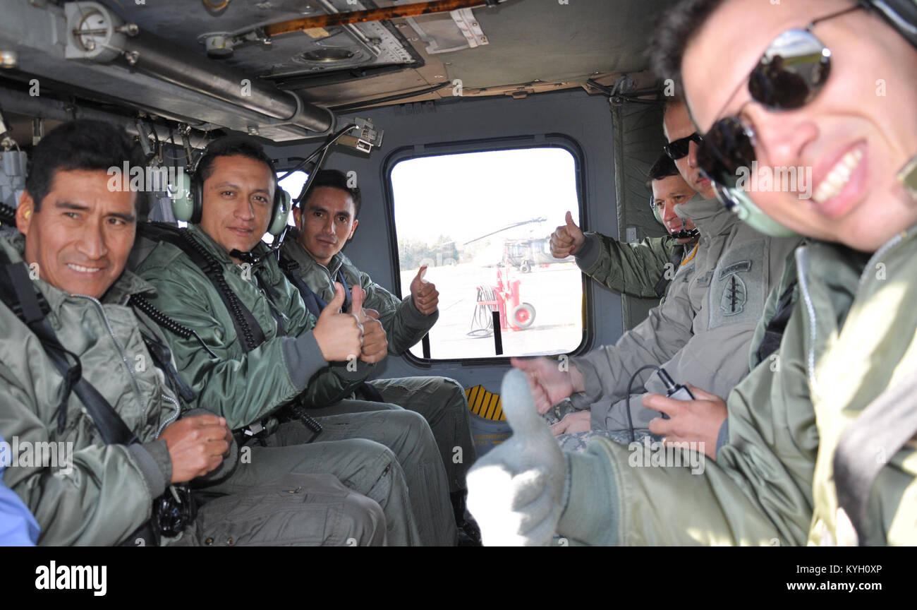 Kentucky Army National Guard 63rd Theater Aviation Brigade meets