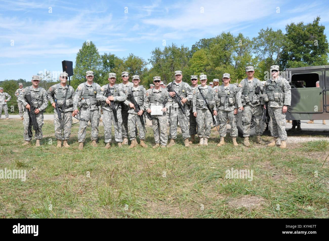 The Kentucky National Guard's 63rd Theater Aviation Brigade