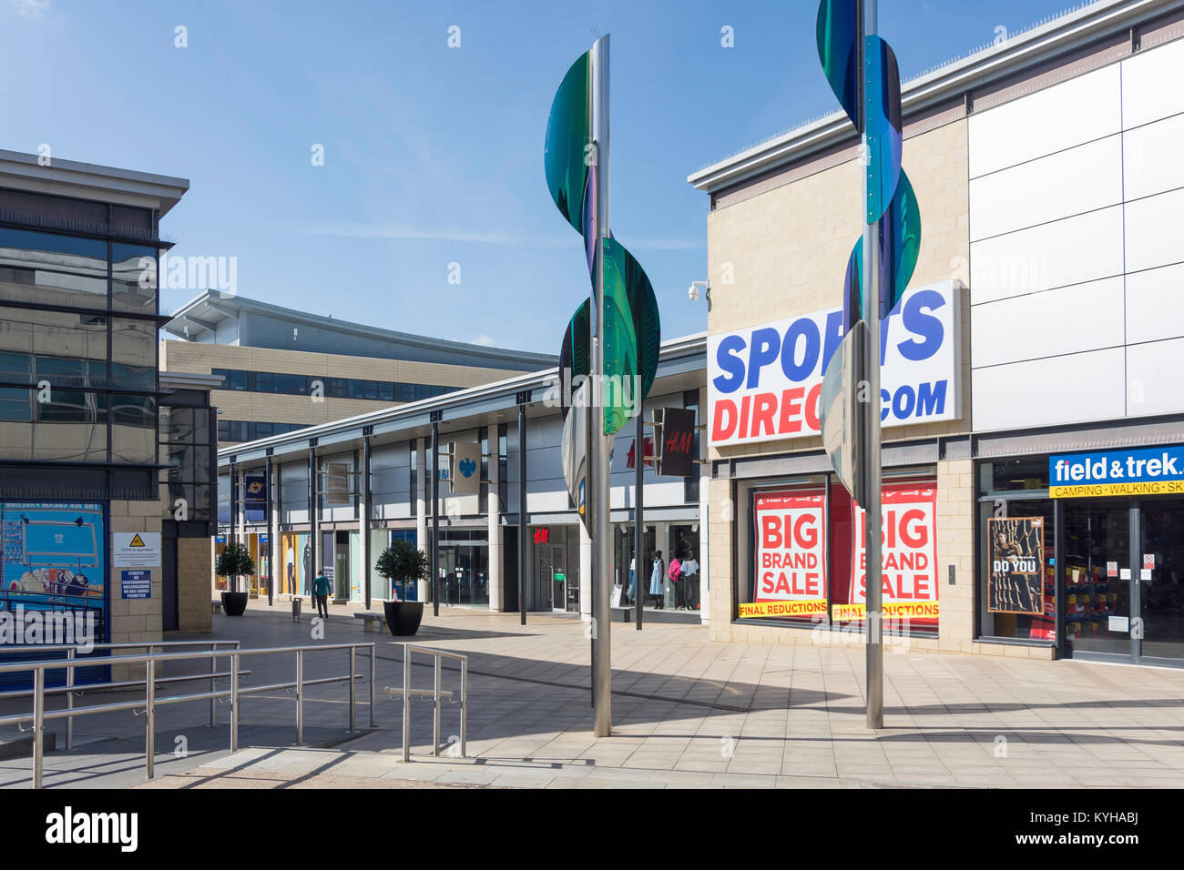 sports direct store stock photos sports direct store. Black Bedroom Furniture Sets. Home Design Ideas