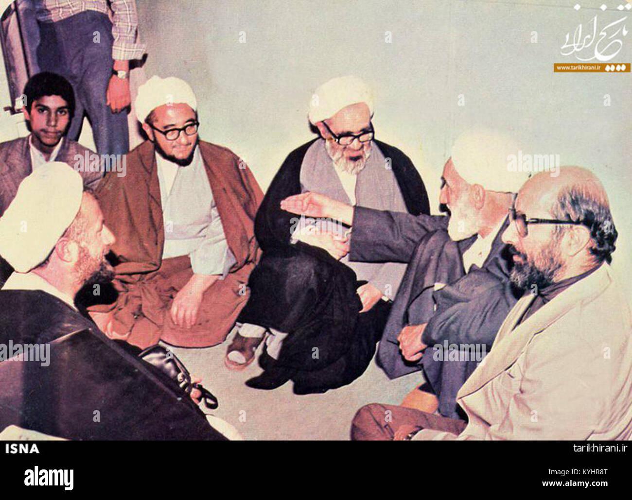 Sadegh Khalkhali, Hussein-Ali ...