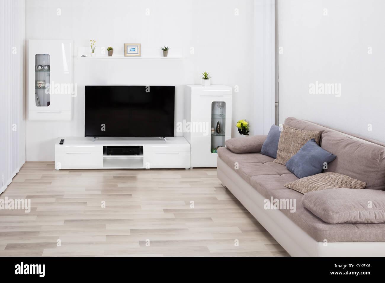 Parquet Flooring Living Room Stock Photos & Parquet Flooring Living ...