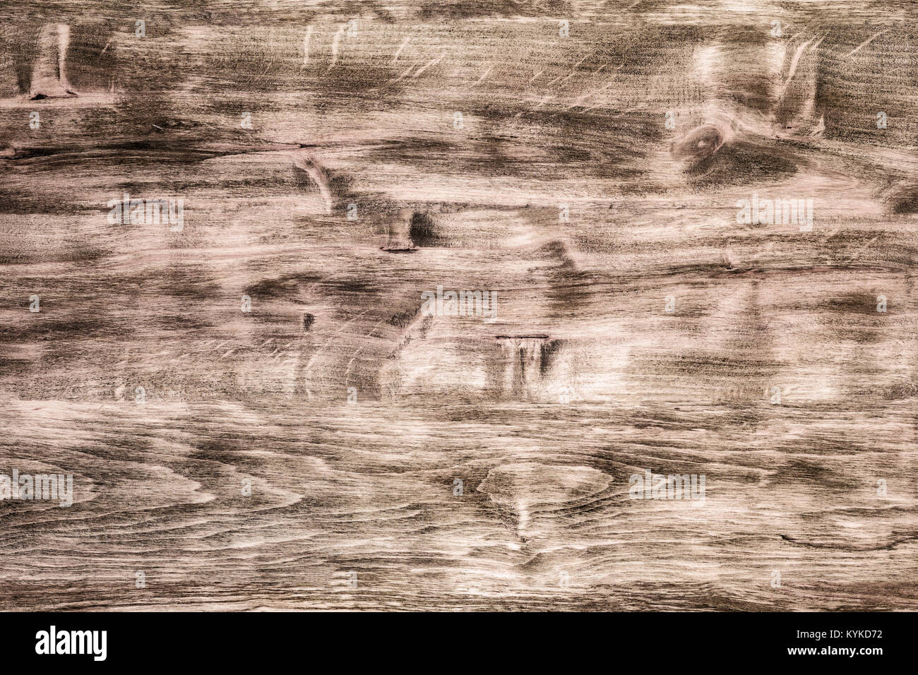Solid wood background to the structural grain of the wood Stock Photo