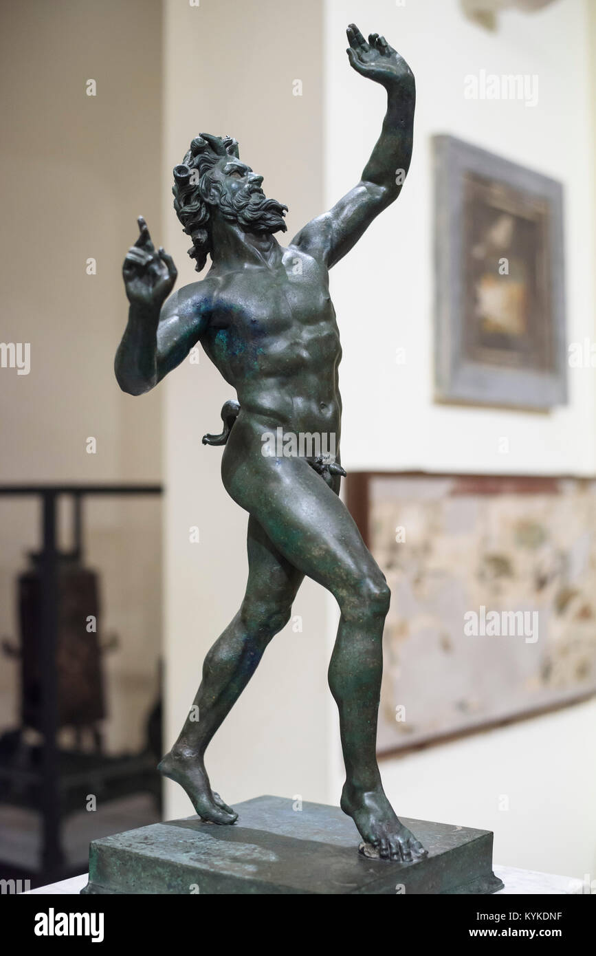 Naples National Archeological Museum Stock Photos Amp Naples