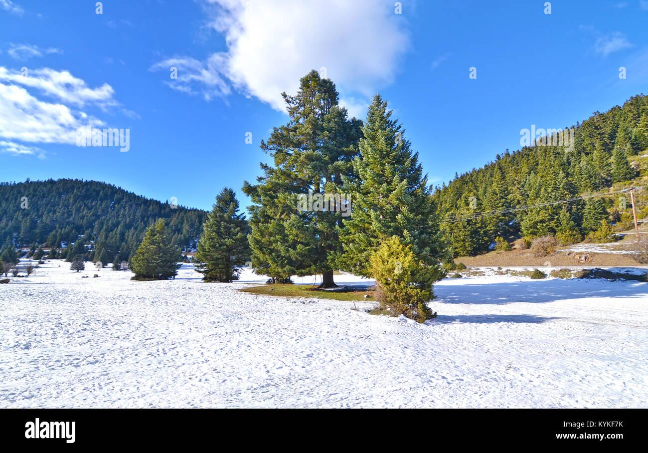 Oeta Mountain Stock Photos & Oeta Mountain Stock Images - Alamy