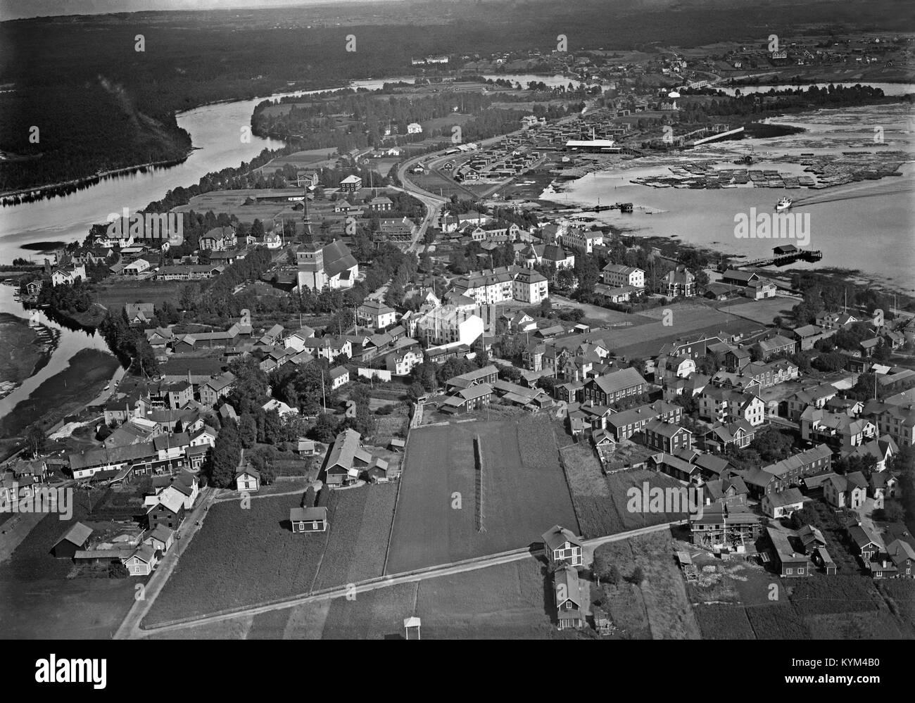 Mora, Dalarna, Sweden 35751144643 o - Stock Image