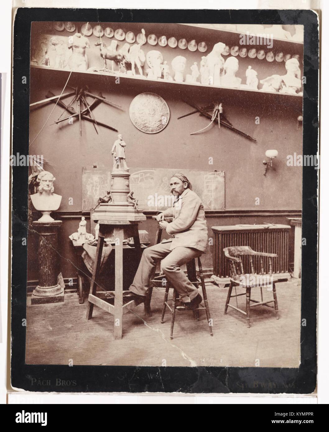 John Quincy Adams Ward 2881318589 o - Stock Image