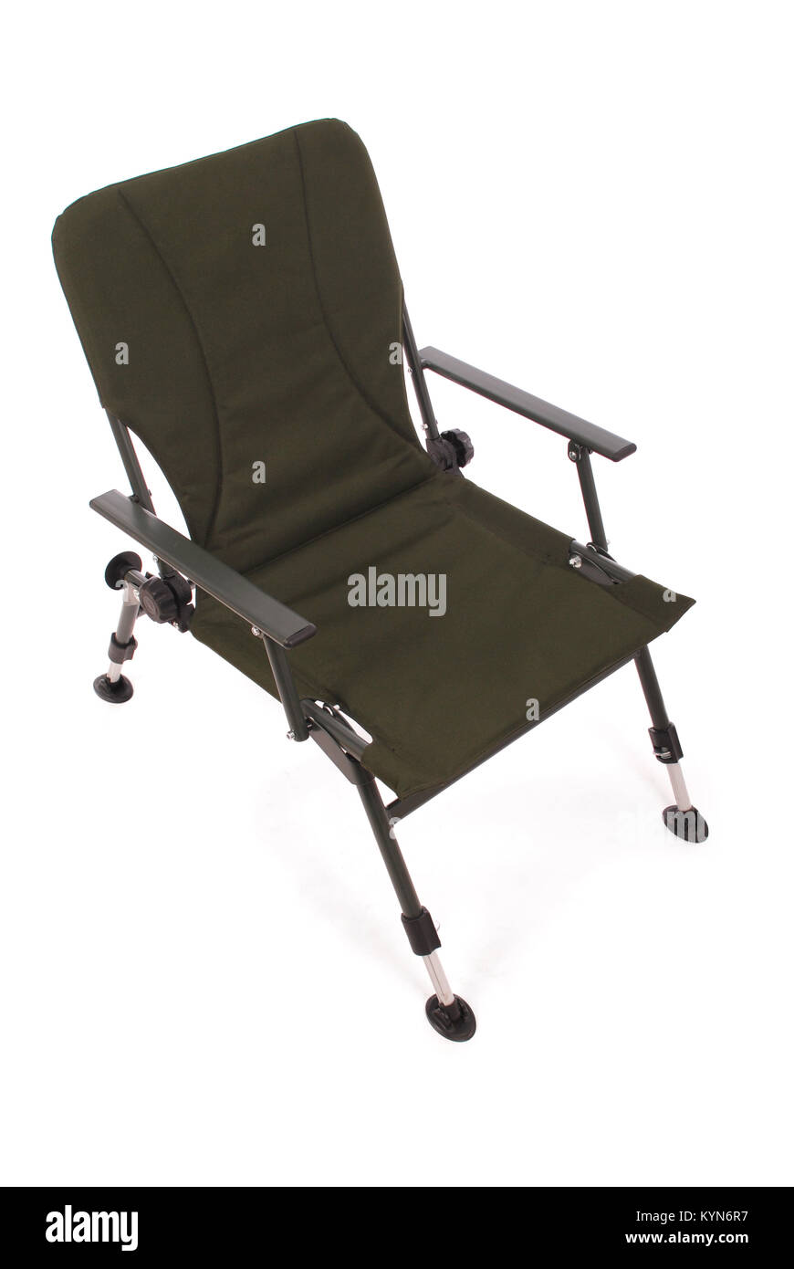 Fishermanu0027s (working) Chair Isolated On White Background