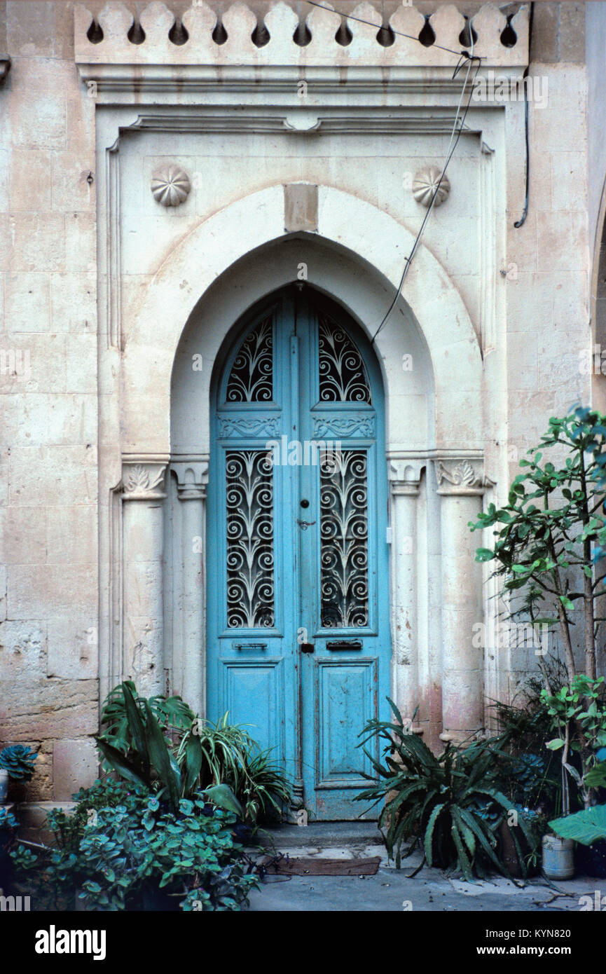best website b2888 fc471 Entrance or Front Door to Historic House or Mansion, Lefkosa ...