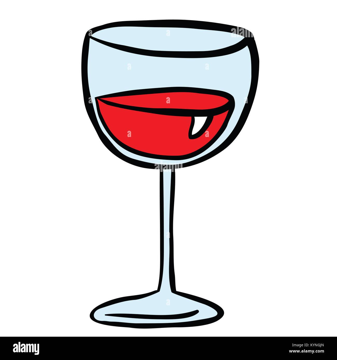 cartoon glass red wine stock photos cartoon glass red wine stock rh alamy com cartoon wine glass images cartoon wine glass clip art