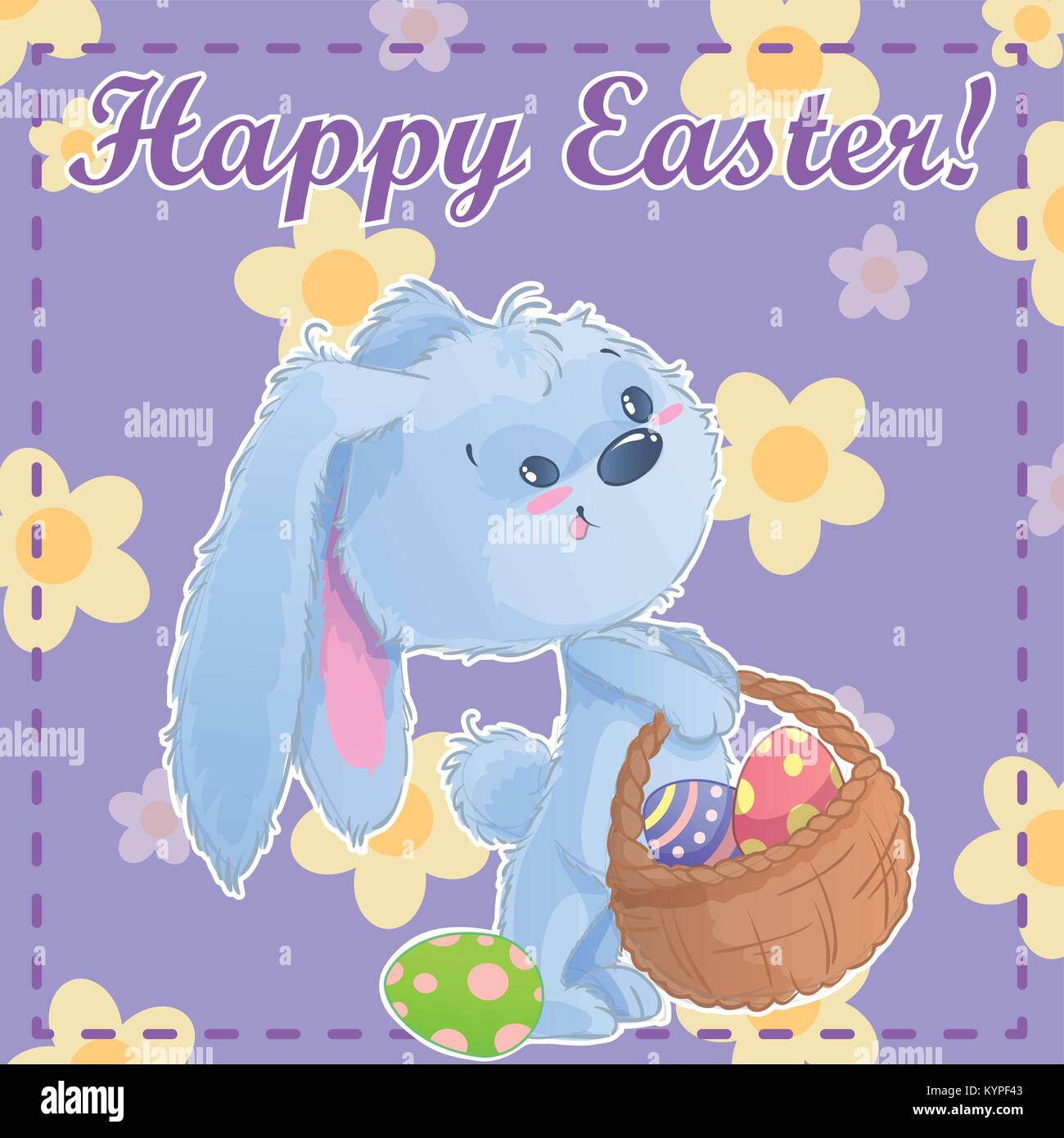 picture about Happy Easter Cards Printable named Greeting write-up card printable template Satisfied Easter with lovable