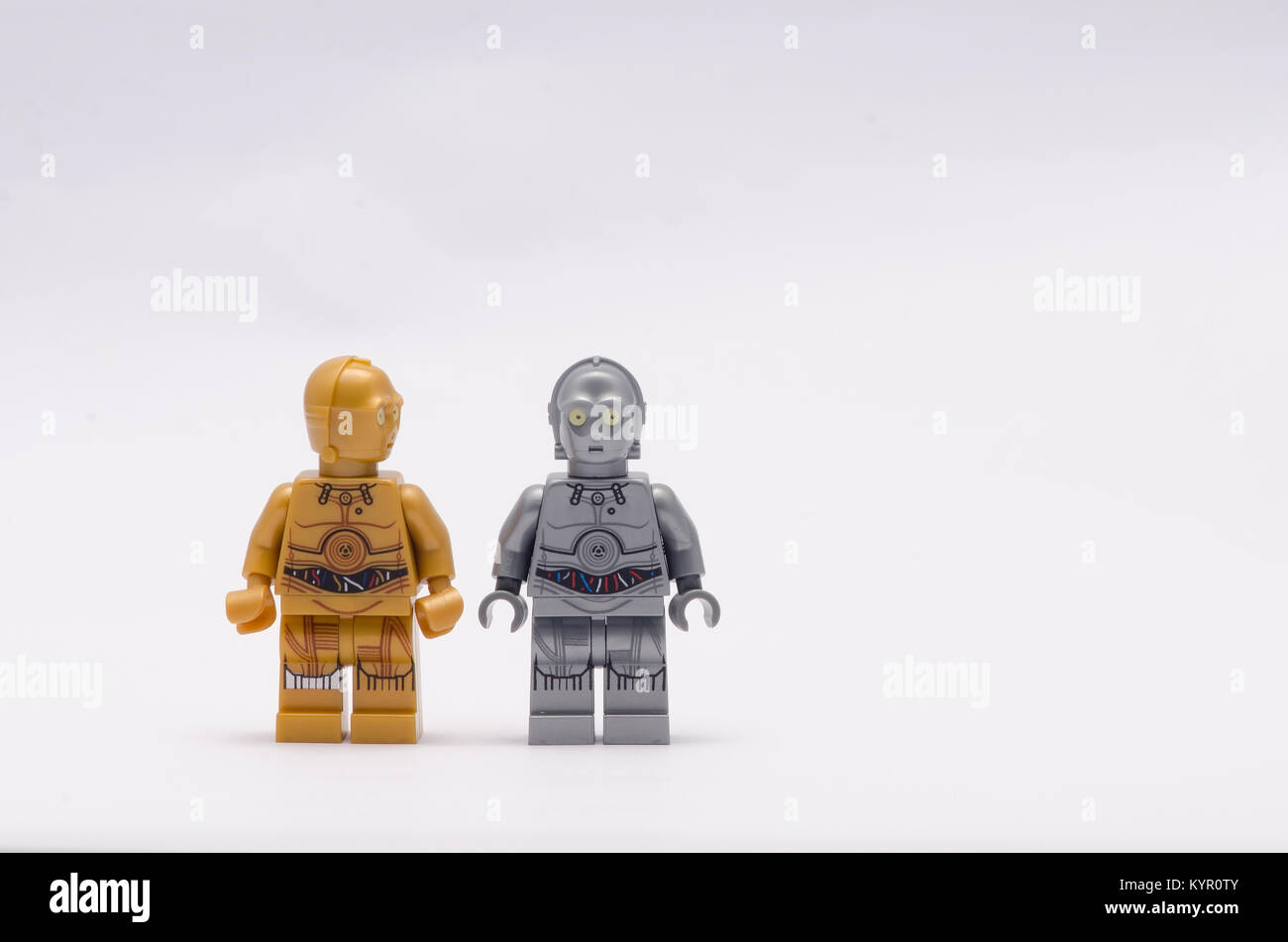 LEGO Star Wars Lobot Minifigure