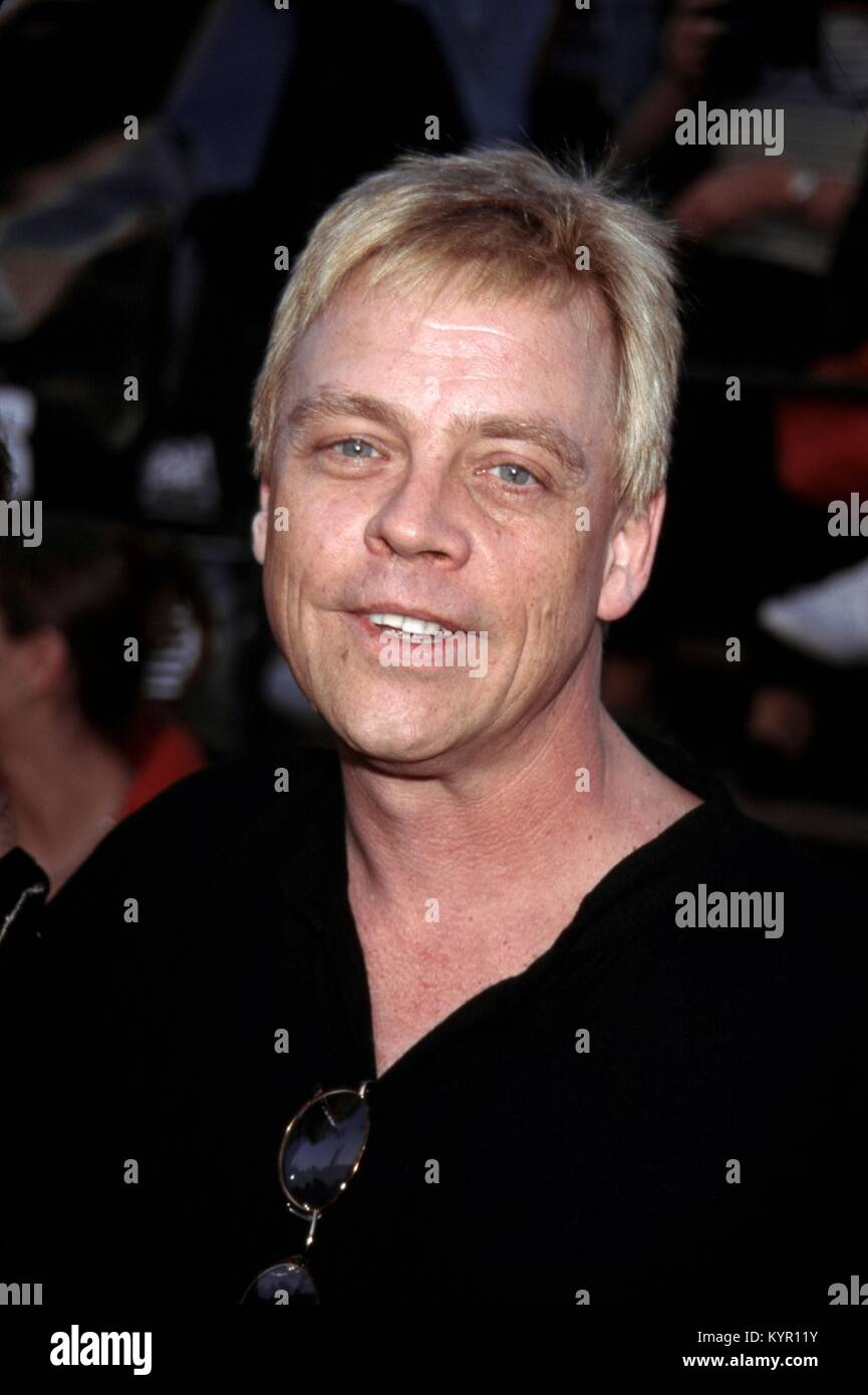 Mark Hamill 'The X-Files: Fight The Future' Premiere Mann Village Westwood, CA © RTBoas/ MediaPunch - Stock Image