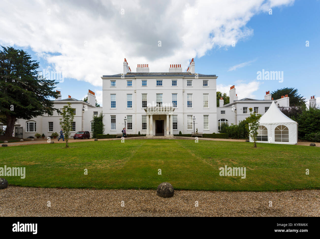 frogmore house stock photos frogmore house stock images alamy. Black Bedroom Furniture Sets. Home Design Ideas