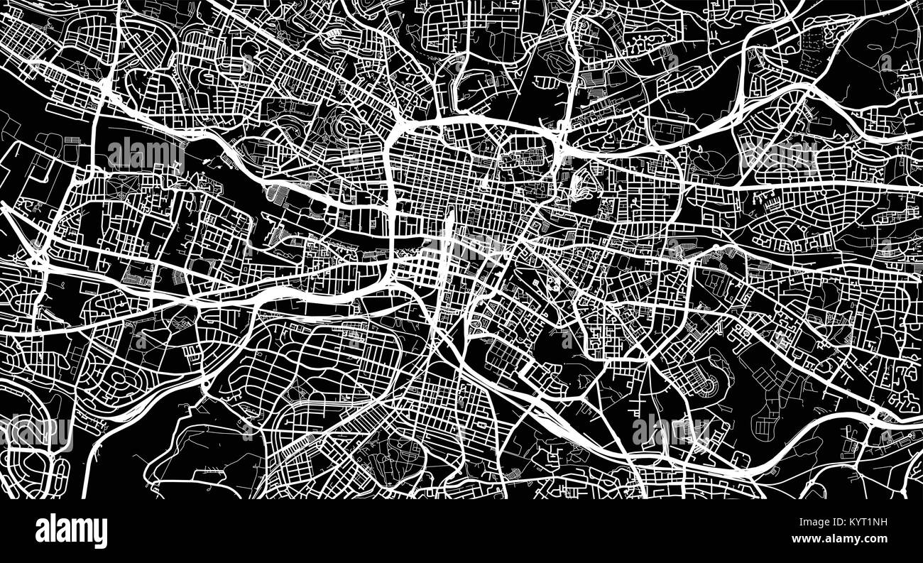 Urban vector city map of Glasgow, Scotland Stock Vector Art ... on hand drawn city map, design city map, city center map, dragon city map, graphic city map, imperial city map, new york city road map, photoshop tutorial city map, art city map, hudson city map, tech city map, custom city map, mega city map, eagle city map,
