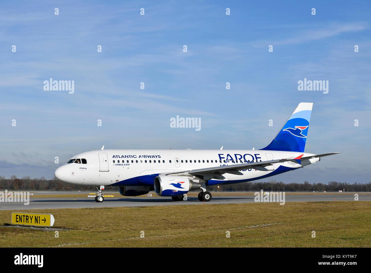 Flight Munich Virgin Islands