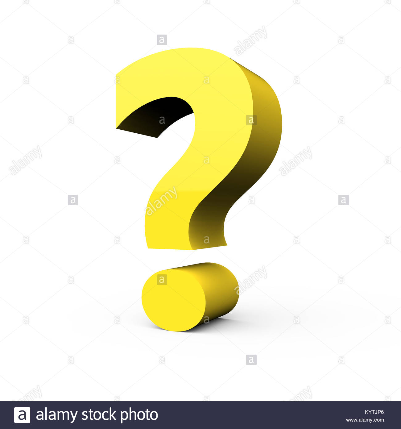 3d Yellow Question Mark On Stock Photos & 3d Yellow Question Mark On ...