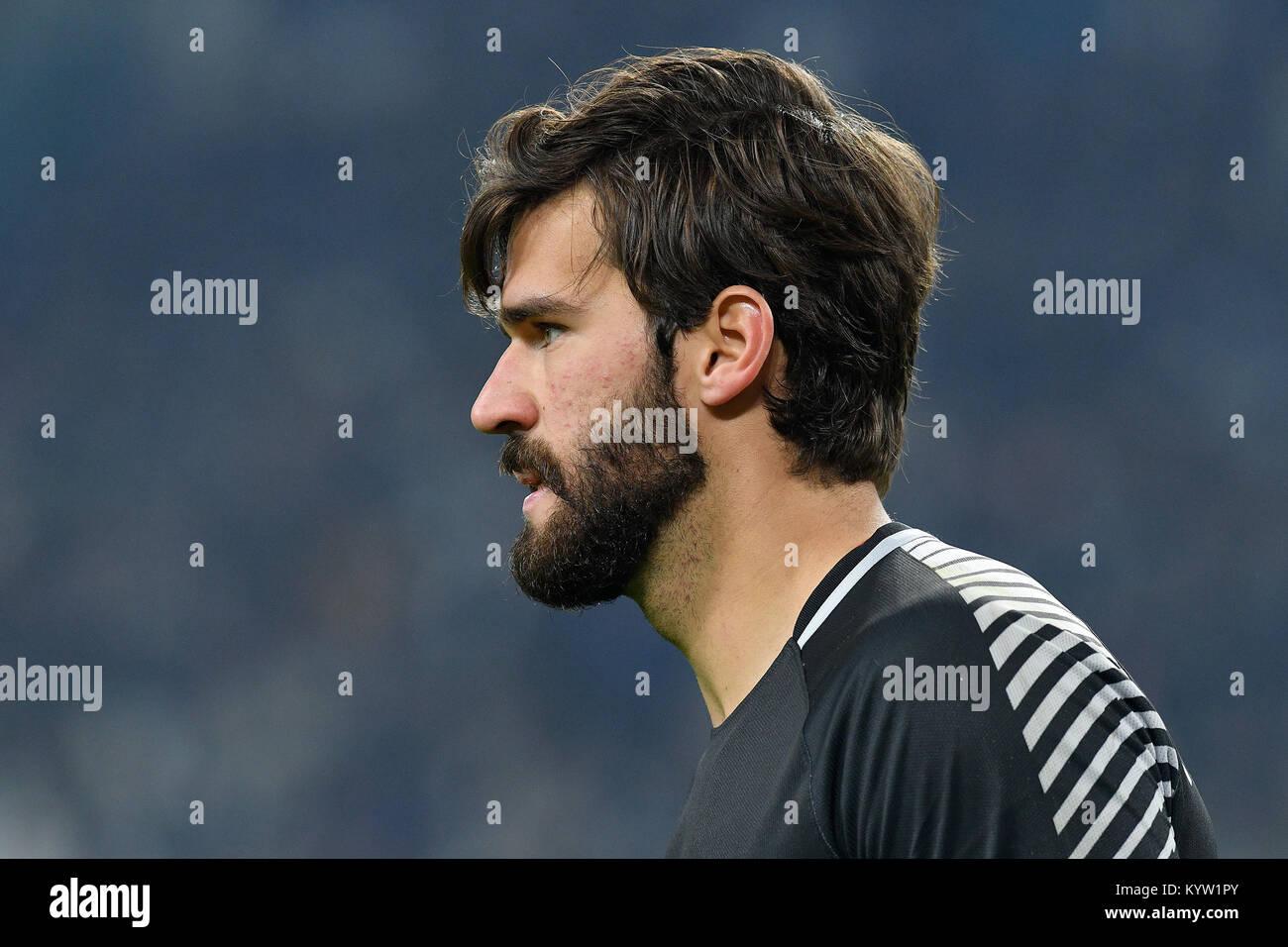 000b5669a Alisson Becker Roma Torino 23-12-2017 Allianz Stadium Calcio Serie A  Juventus -