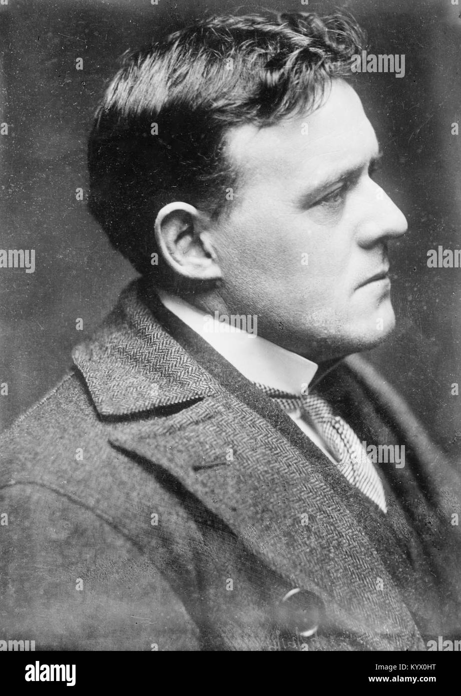 Hilaire Belloc, Joseph Hilaire Pierre René Belloc, Anglo-French writer and historian. - Stock Image