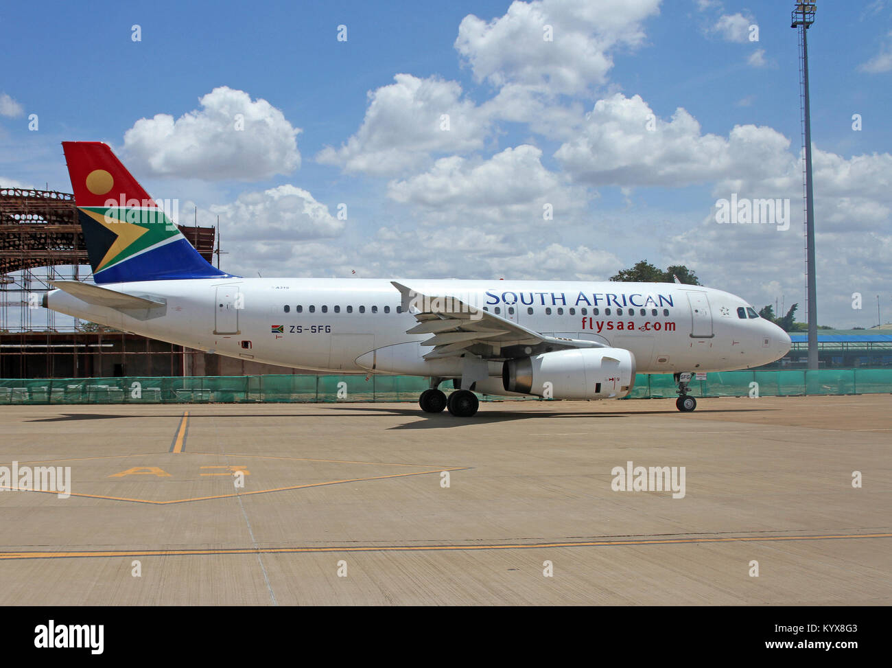 South African Airline Stock Photos Amp South African Airline