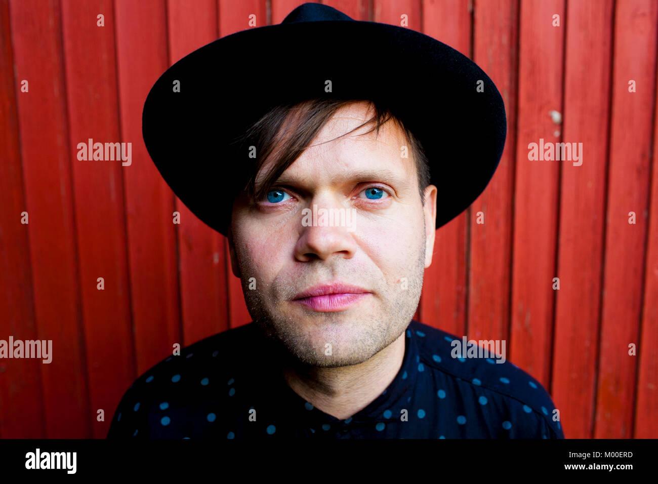 The Danish DJ, producer and hit-maker Anders Trentemøller is