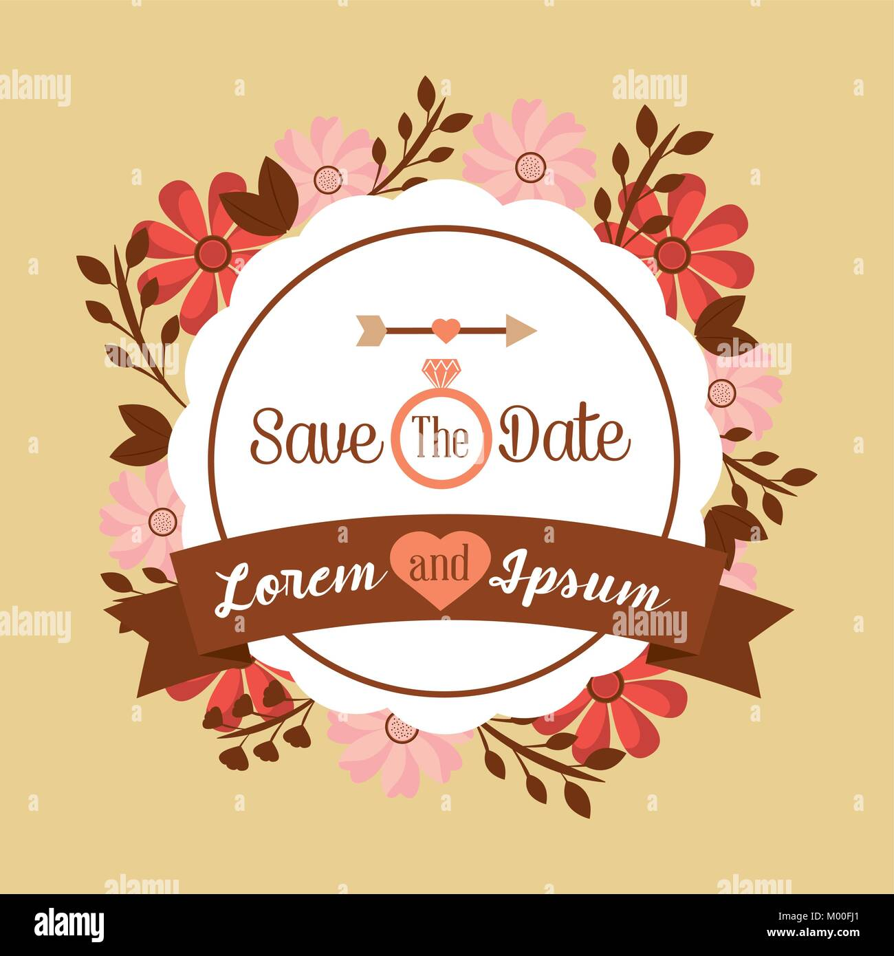 save the date poster floral invitation wedding banner stock vector image art alamy https www alamy com stock photo save the date poster floral invitation wedding banner 172115945 html