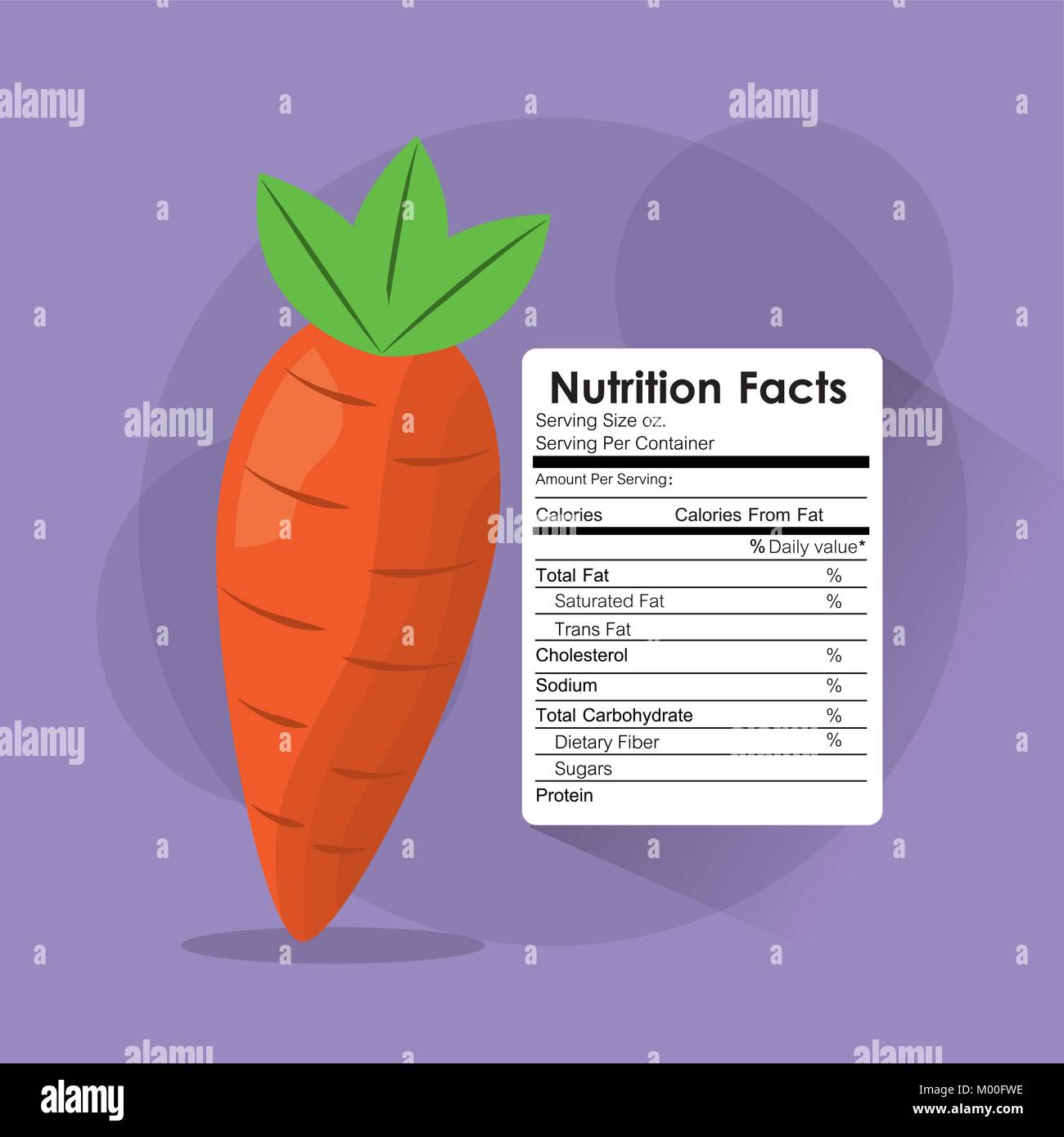 Carrot Juice Nutrition Facts Stock Photos Carrot Juice Nutrition