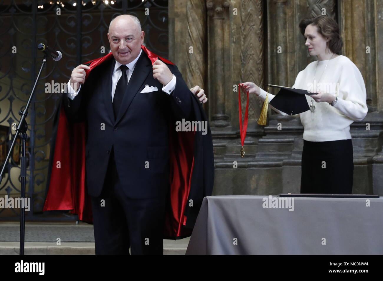 Vyacheslav Kantor now 52