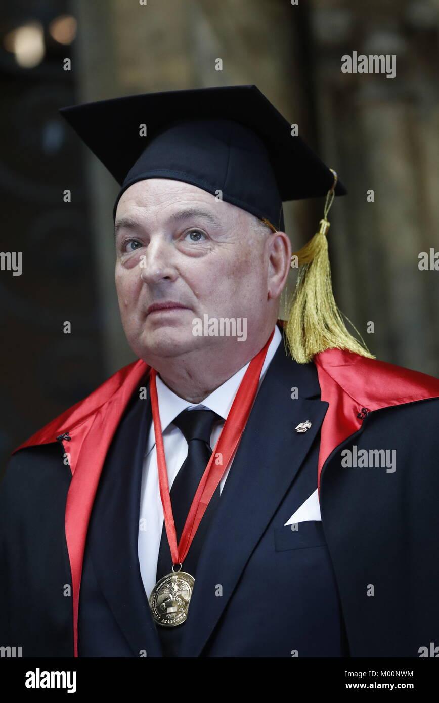 Vyacheslav Kantor now 82