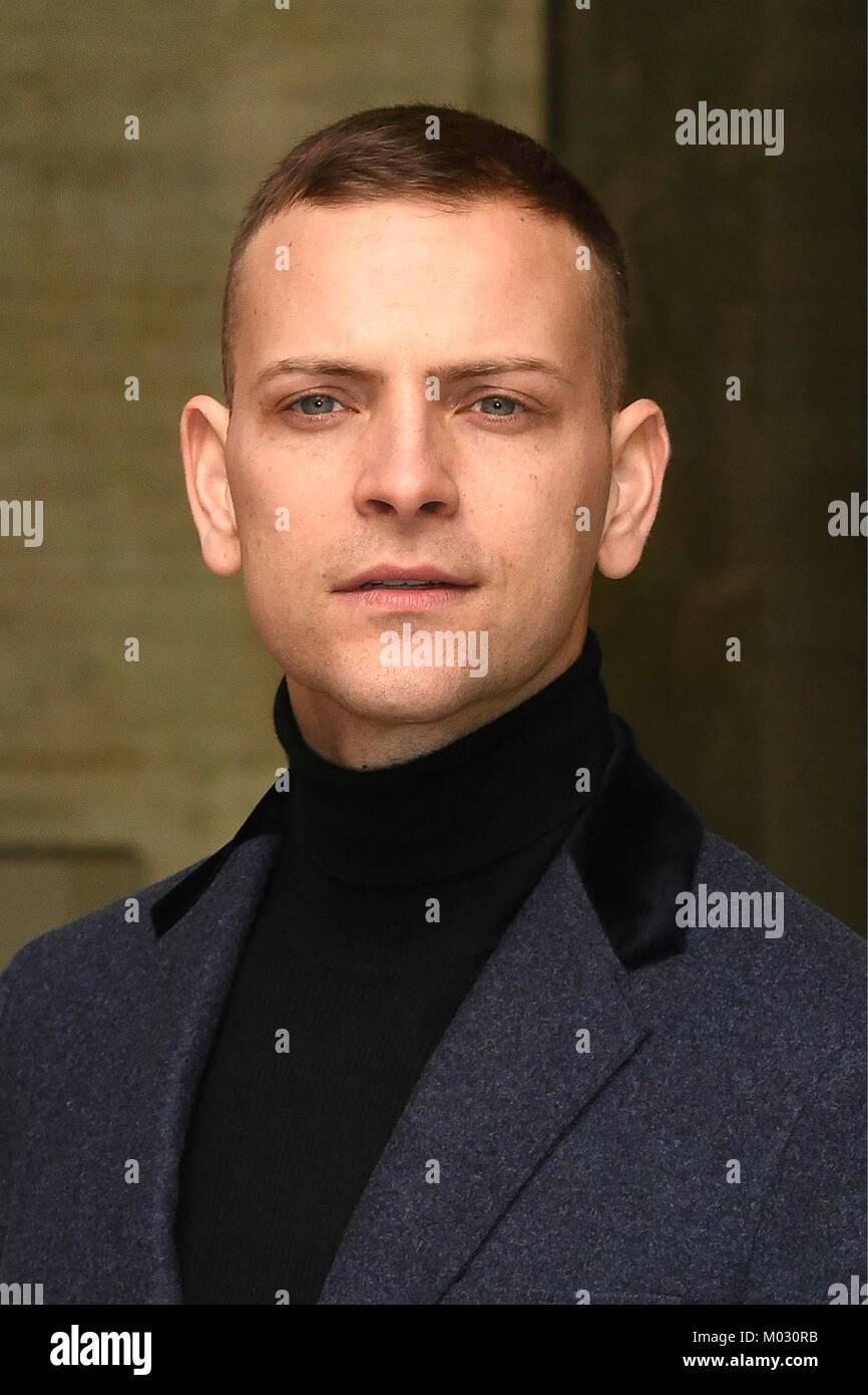 Photocall Of The Movie Napoli Velata Pictured Italian Actor Stock Photo Alamy
