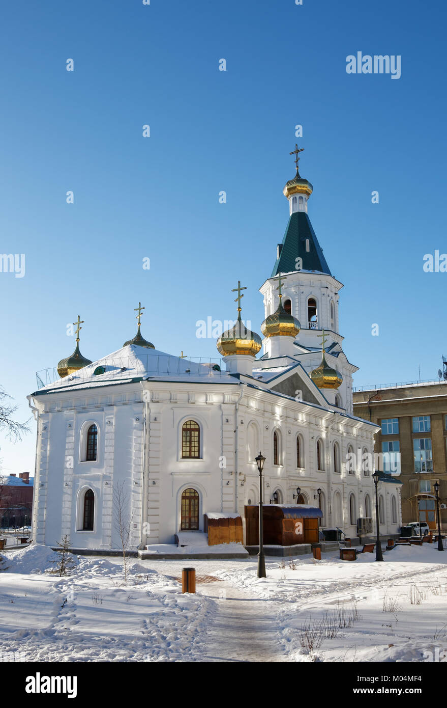 Sights of Omsk: photos and reviews of tourists. Omsk attractions rating 70