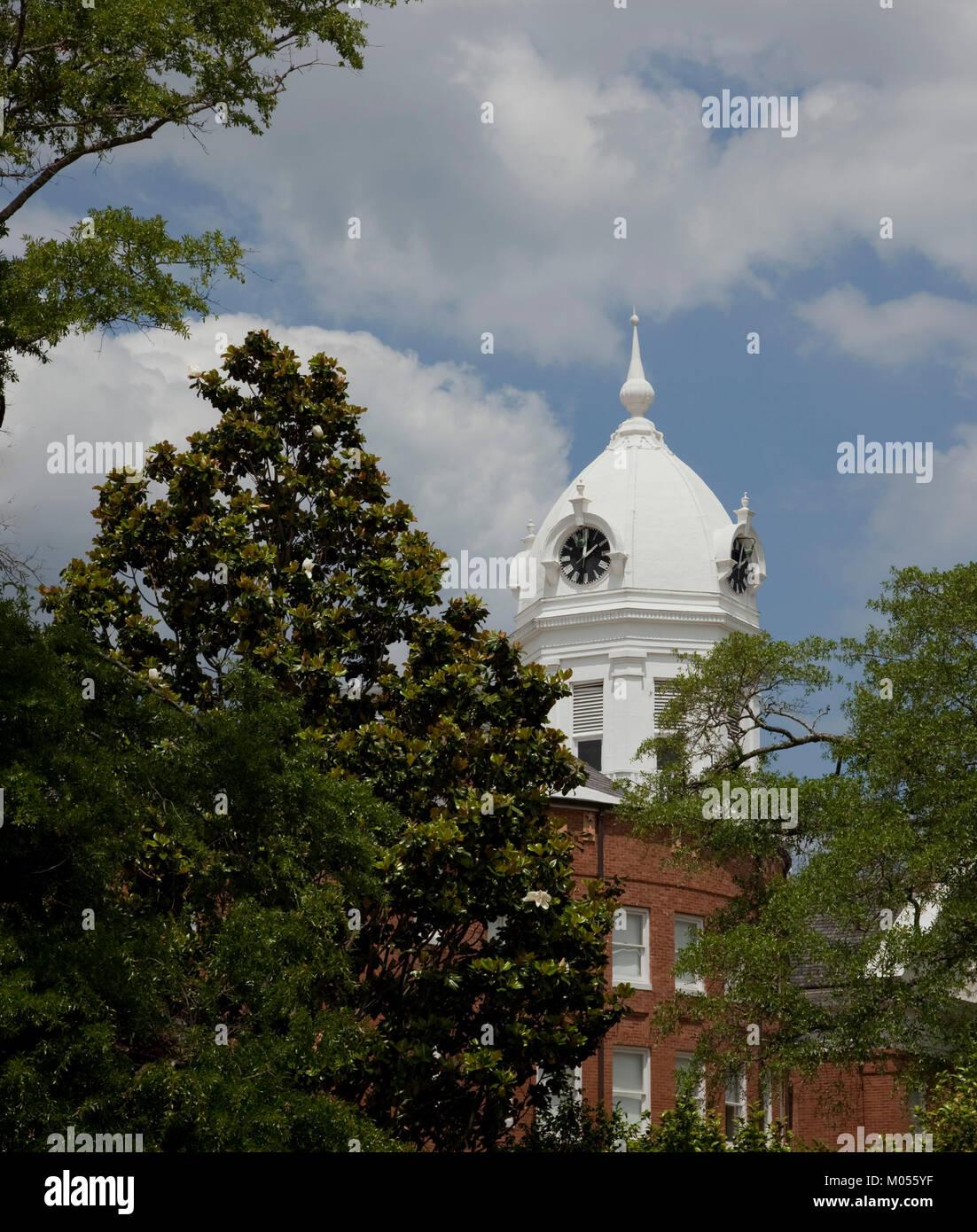 Monroe County Courthouse - Stock Image