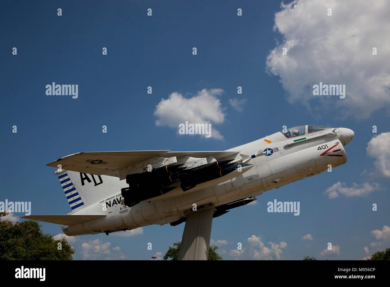 Veterans Memorial Park in Tuscaloosa, Alabama - Stock Image