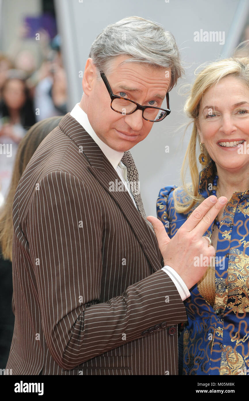 Director Paul Feig attends the UK Premiere of Spy at Odeon Leicester Square in London.  27th May 2015 © Paul Treadway Stock Photo