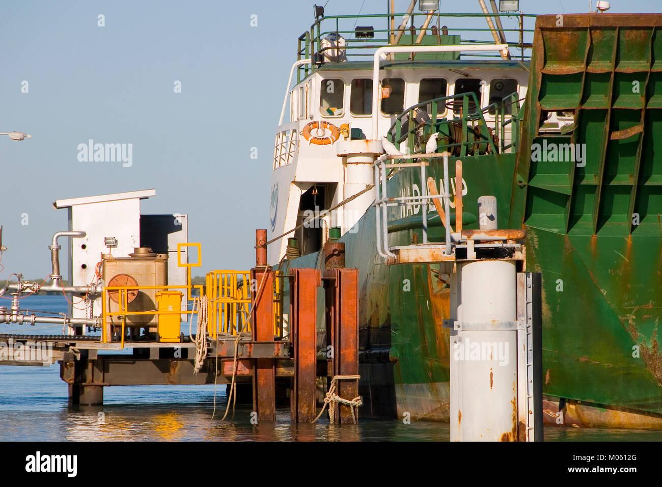 Karumba Queensland - Stock Image