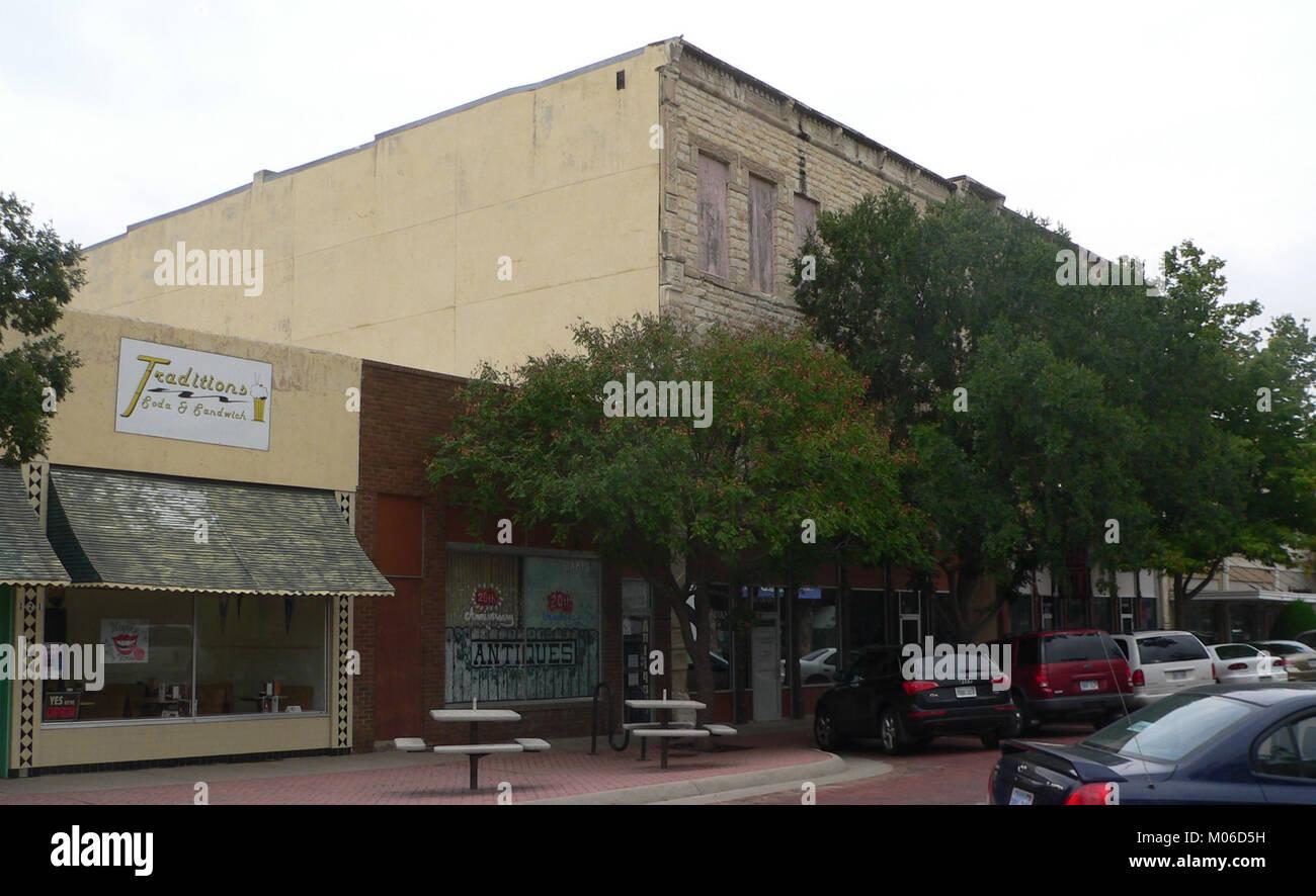 Garden City Ks >> Buffalo Hotel Garden City Ks 4 Stock Photo 172245741