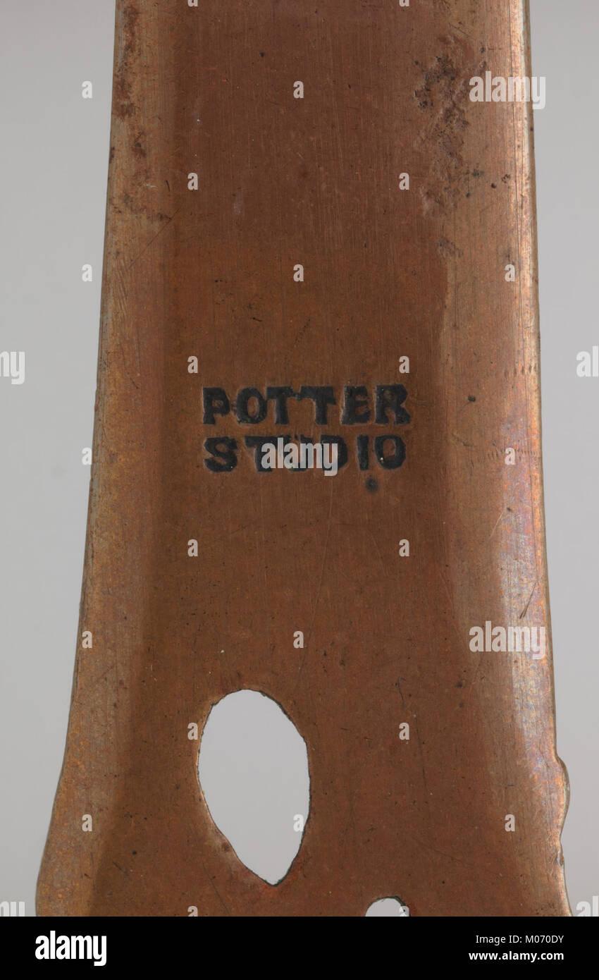 Letter opener MET DP-13342-019 - Stock Image