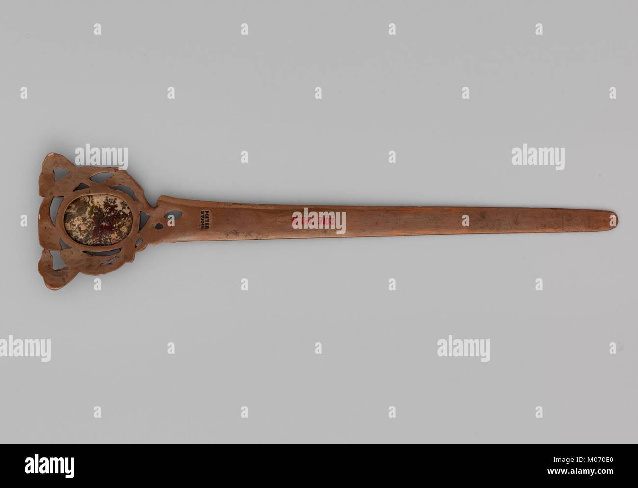 Letter opener MET DP-13342-010 - Stock Image