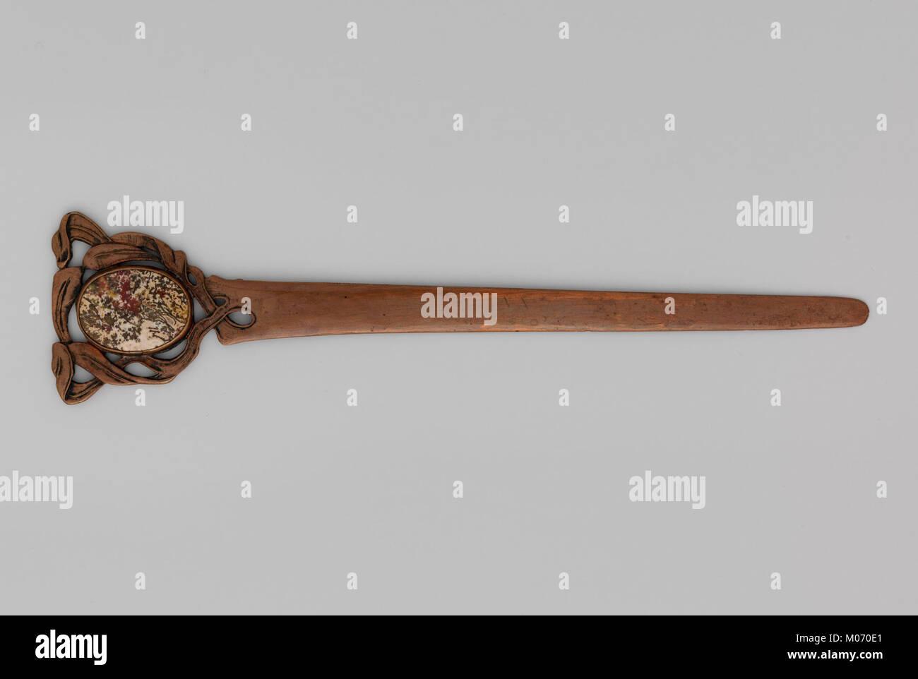 Letter opener MET DP-13342-009 - Stock Image