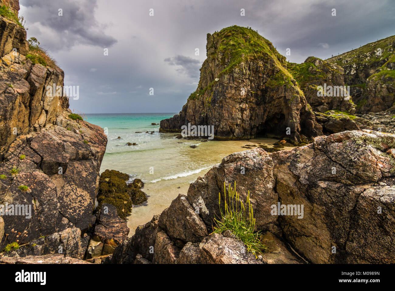 Garry Beach - Stock Image