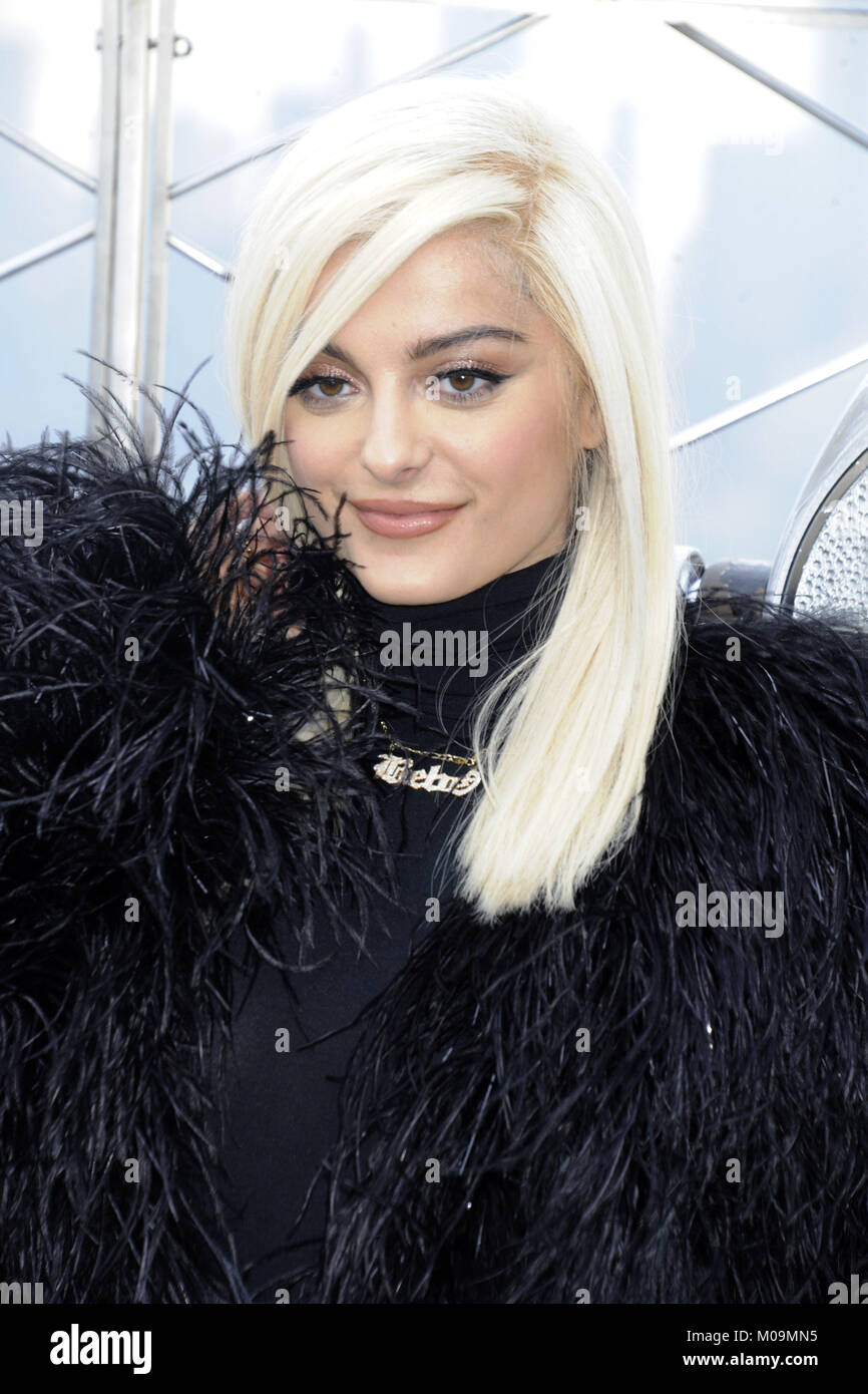 Bebe Rexha x Gilt Collection of Cool Jackets forecast