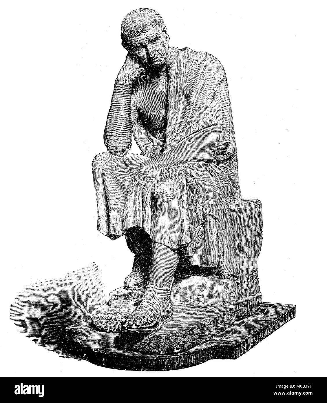 an overview of aristotle as the most influential greek thinker Introduction: aristotle's definition of happiness  aristotle is one of the greatest thinkers in the history of western science and philosophy, making  the greek word that usually gets translated as happiness is eudaimonia, and like most.