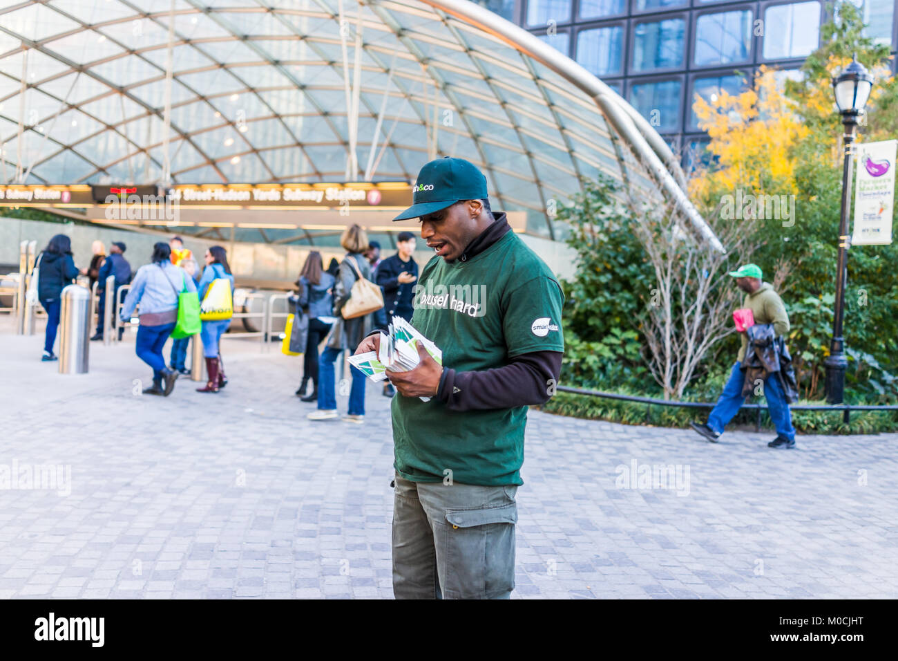 Handing Out Stock Photos & Handing Out Stock Images - Alamy