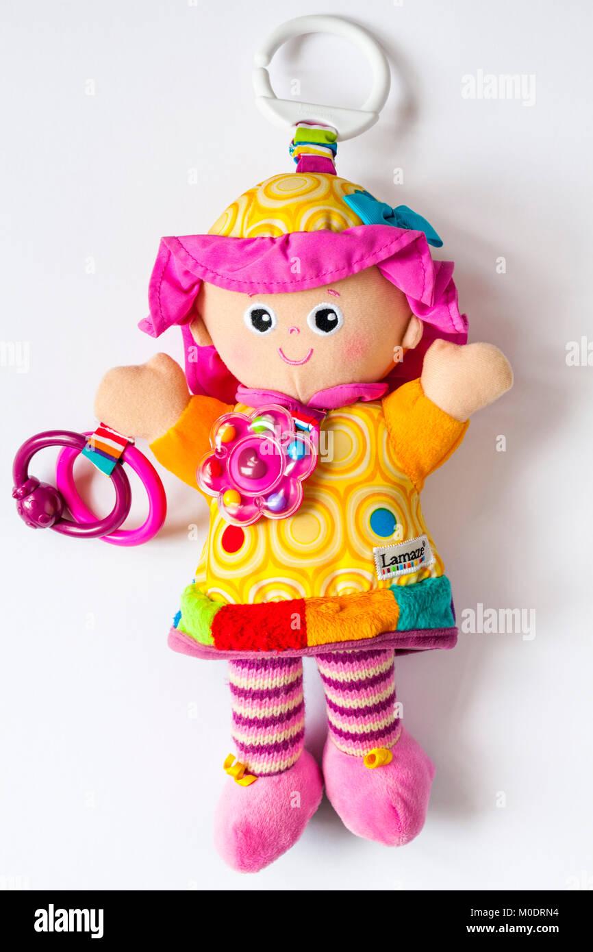 Lamaze My Friend Emily Take Along Doll New Discovery Baby Stroller Toy by Lamaze Toys