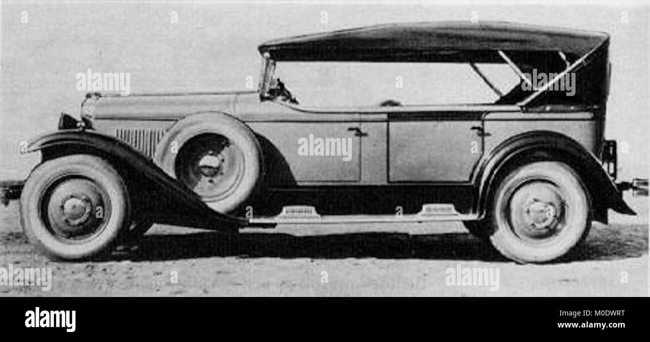 CWS T-1 Torpedo was the first serially-built car manufactured in ...