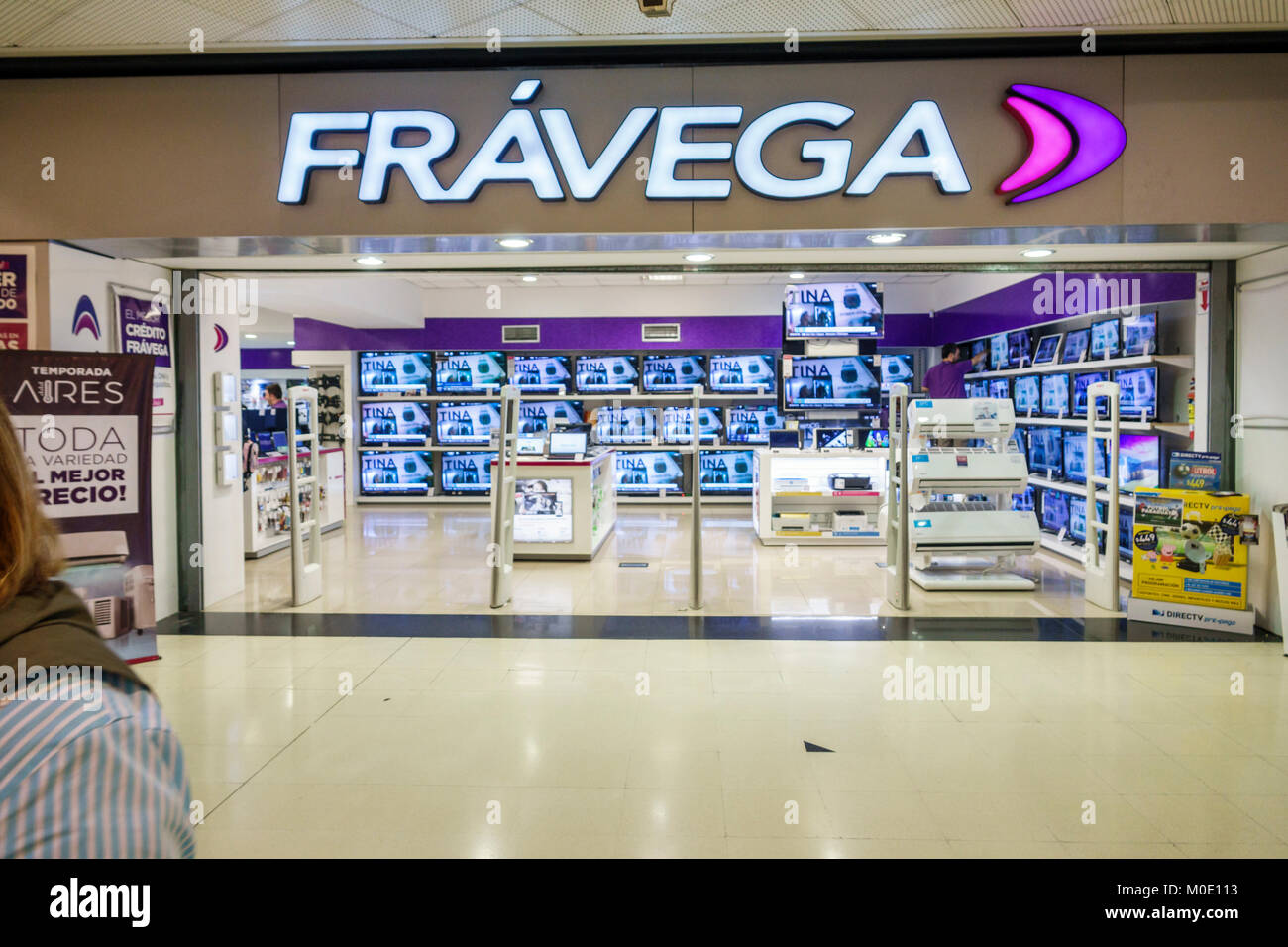 Abasto Mall Stock Photos Abasto Mall Stock Images Alamy