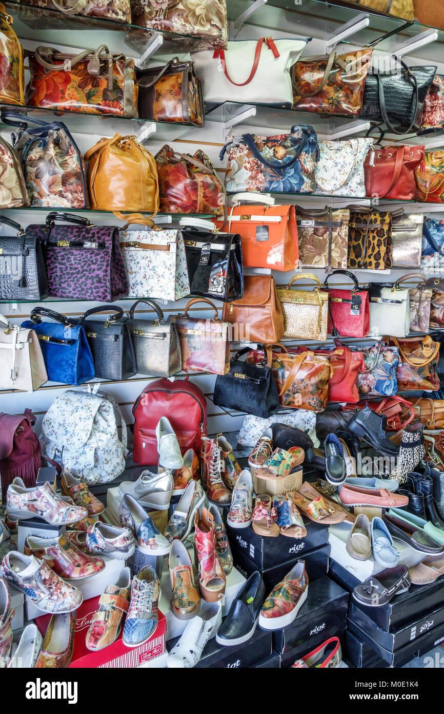 de935dfef27236 Buenos Aires Argentina Caminito Barrio de la Boca shopping store leather  goods handbags shoes Hispanic Argentinian Argentinean Argentine