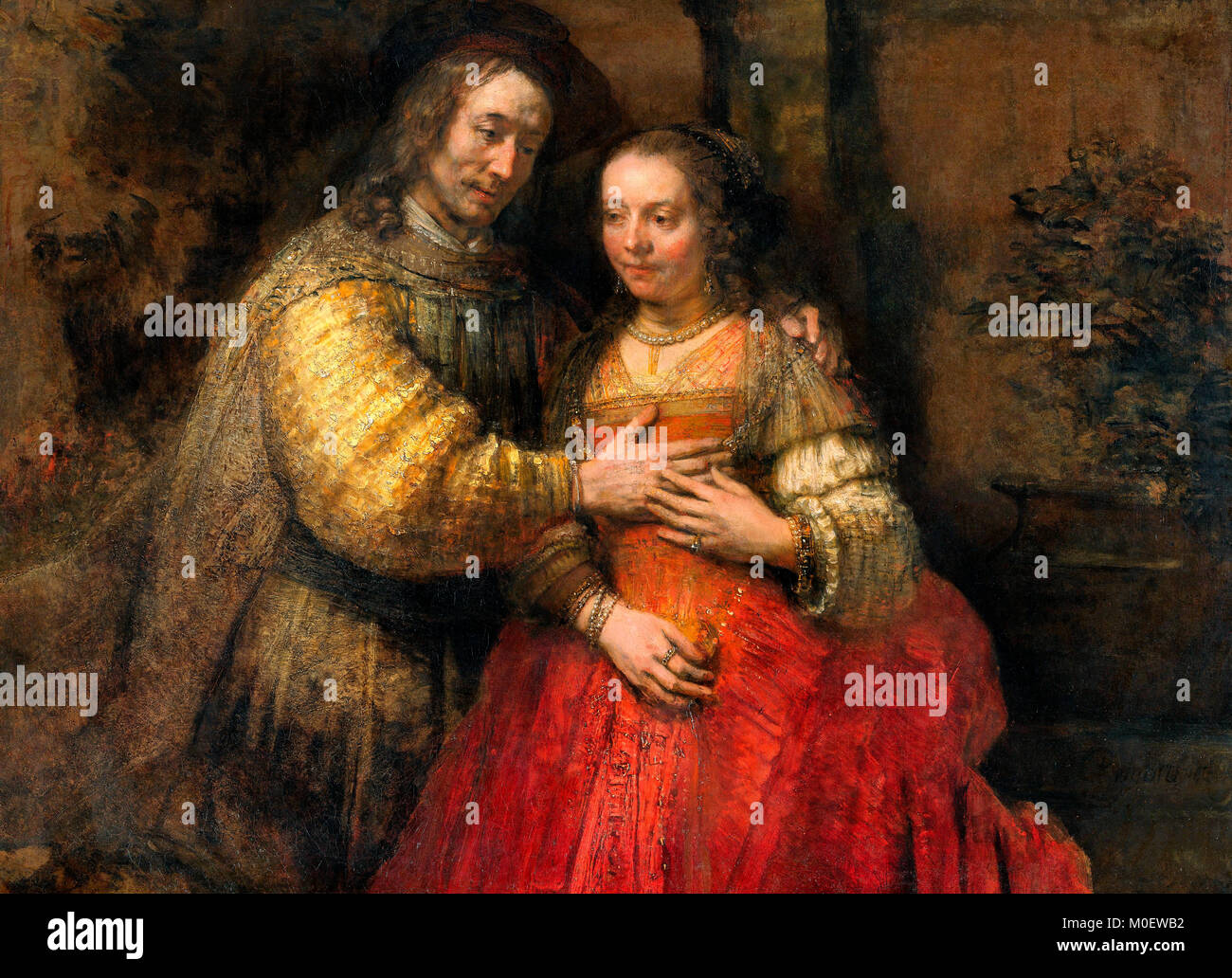 old jewish couple